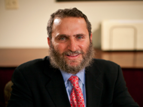 Rabbi shmuley on homosexuality